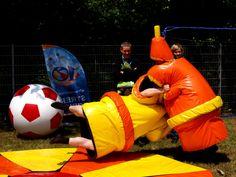 Gry i zabawy integracyjne oraz organizacja imprez