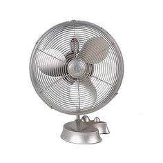 Matthews Fan Company Cinni Desk Fan | 2Modern Furniture & Lighting