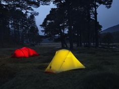 Back to Nature in the Cairngorms: When to Go Tent Camping in The Cairngorms