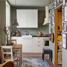 Petite cuisine avec petit bar | Cuisine | Pinterest