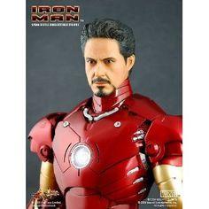 Hot Toys Movie Masterpiece Iron Man Mark III... yes please