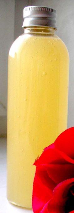 Longs Cheveux au Naturel: Recette maison : un shampoing anti-chute des cheveux.