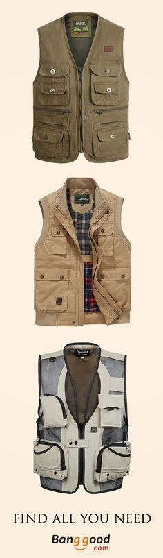 Up to 50% OFF + Free Shipping. Shop Latest Cheap Mens Fashion Stylish Vests with Wholesale Price. >>> To View Further, Visit Now.