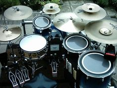Compact kit - bet that plays like a dream!