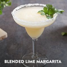 Make the most of summer with this Sauvignon Blanc Lime Margarita and other