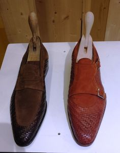 Ducal Loafer and Double Monk Strap  www.theshoesnobblog.com