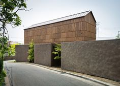 The creators of this residence attempted to condense the architectural history of Japan's houses into a single home.