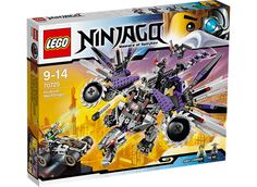 LEGO NINJAGO 70725 Nindroid robotdrage 699,00