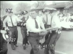 CIVIL RIGHTS PROTEST ALABAMA 1963