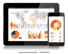 Vector detailed Tablet and Mobile Vector Design./Tablet and Mobile Vector Design/Tablet and Mobile Vector Design