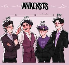 Mbti, Intj Intp, Intp Personality Type, Myers Briggs Personality Types, Myers Briggs Personalities, Personalidad Infp, Dibujos Cute, Image Manga, Signs