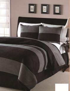 Mens Bedding, Bedding For Men, Masculine Comforters, Duvets ...