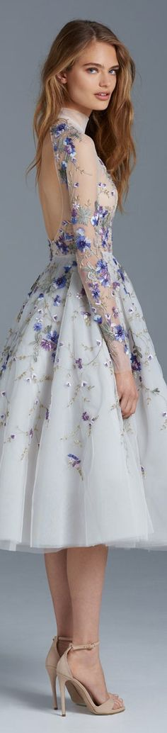 Paolo Sebastian dress 2015/16