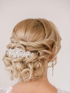 Brautfrisuren-Trends 2015 - Hochsteckfrisuren