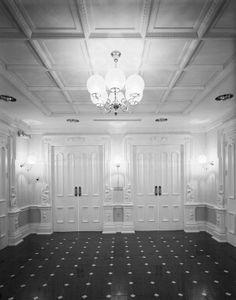 Decorative Ceiling.