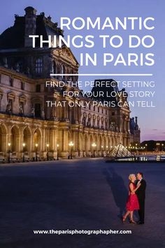 Paris does not shy away from romance. In this article, we explore landmarks in Paris that make this entire city a haven for enamored couples.