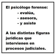 ¿Qué es la psicología forense? #salud http://blgs.co/6gEe29