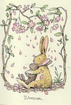 Blossom by Anita Jeram