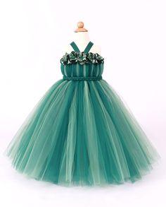 Flower Girl Tutu Dress -  Divine Destiny
