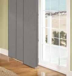 Comfortex® Envision® Panel Track Blinds: Blackout