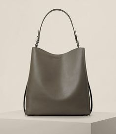 AllSaints Paradise North/South Tote, #ad