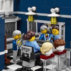 10246-1: Detective's Office | Brickset: LEGO set guide and database