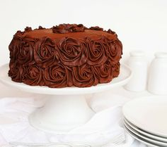 The Perfect Chocolate Cake