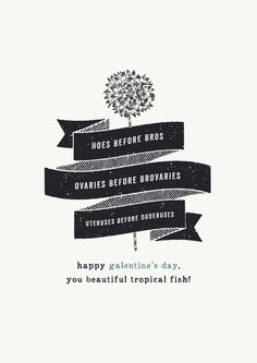 Galentine's Day Art Print