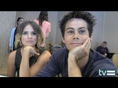Teen Wolf Season 4: Dylan O'Brien & Shelley Hennig Interview 'so cute!'