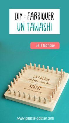 Ce kit Tawashi vous permet de recycler vos vêtements de façon écologique en créant vos éponges durables !