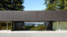 Linear House Patkau Architects