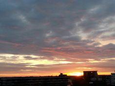 The last sunrise of 2013