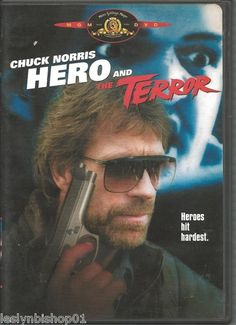 Hero and The Terror DVD 2002 Chuck Norris Director William Tannen | eBay