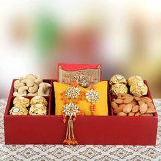 For Your Dear Sibling in Canada Send Adorable Rakhi with Free Shipping through Rakhibazaar! For more - https://goo.gl/FCfCnm #RakhiBazaar