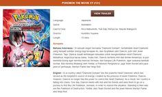 Bersiaplah karena jaringan bioskop Cinemaxx akan memutar film Pokemon XY, segera!