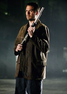 Alexis Denisof as Wesley Wyndam-Pryce (Angel)
