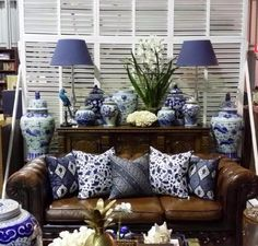 Gorgeous White And Blue Living Room Ideas For Modern Home since a greater range of colours and non colours can be. Gorgeous White And Blue Living Room Ideas For Modern Home 01 Blue And White Living Room, My Living Room, Living Room Decor, Blue Rooms, White Rooms, Urban Deco, Blue And White China, Blue China, White Decor