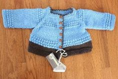 Ready to ship\  Baby Toddler Size Cardigan Sweater Jacket by ufer