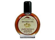 Mountain Rose Herbs: Patchouli Amber Aroma Oil