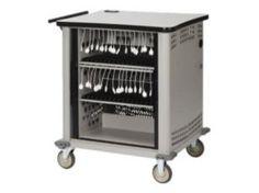 Black Box Tablet Cart Charging, 32-Slot - cabinet unit - TAB32C - Office Furniture - CDW.com