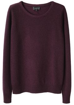 APC Wool Crewneck Sweater.