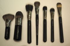 Make up Liquid Foundation Brushes