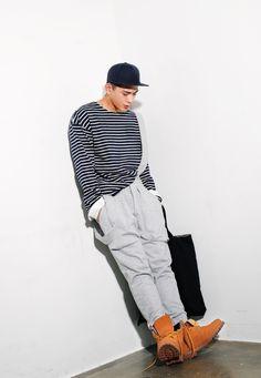 Suspenders Sweat Pants | $51.00