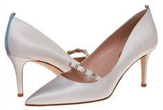 Sapato para Noiva | Sarah Jessica Parker - Daphne in Duchess