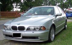 BMW 540i SE