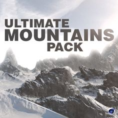 Hi guys, I create 22 different mountains assets for Cinema 4D users. You can choose level of details what you need with Subdivision Surface. Avaible free on https://gumroad.com/l/NCJsR R14.042 or higher No plugins required Enjoy :)