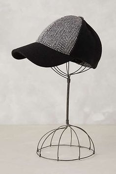 Herringbone Ball Cap