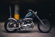 ironhead chopper - Google Search