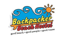 Backpacker Beach Hostel Logo