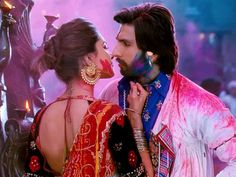 Trailer: Deepika, Ranveer's love saga in Ramleela http://ndtv.in/16x30b9